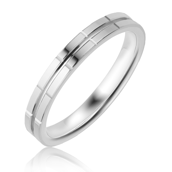 Обручальное кольцо «Fate»