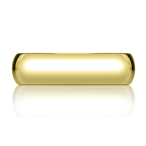 Золотое обручальное кольцо Magic day