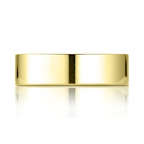 Золотое обручальное кольцо Love to love you