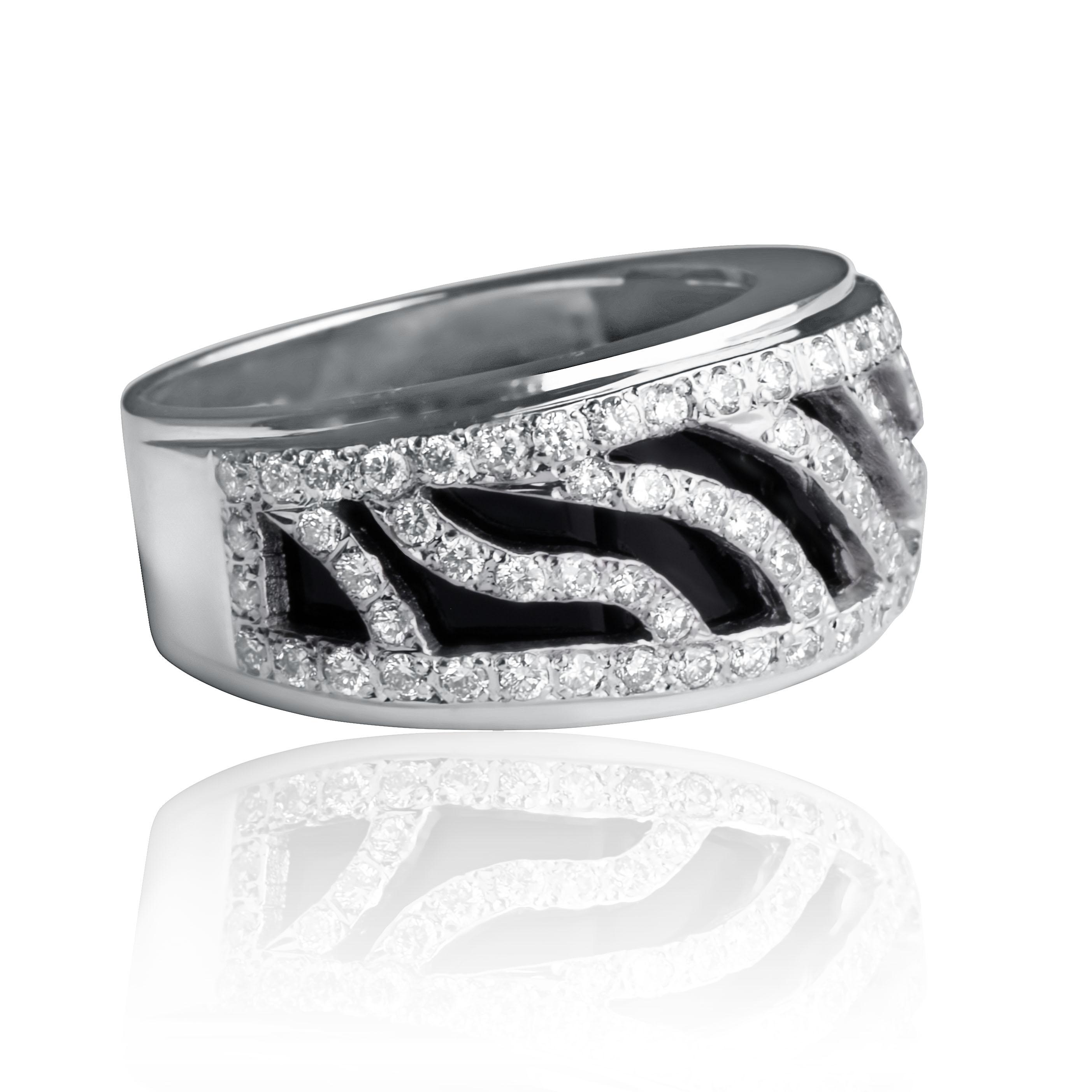 Золотое кольцо «Starlight»