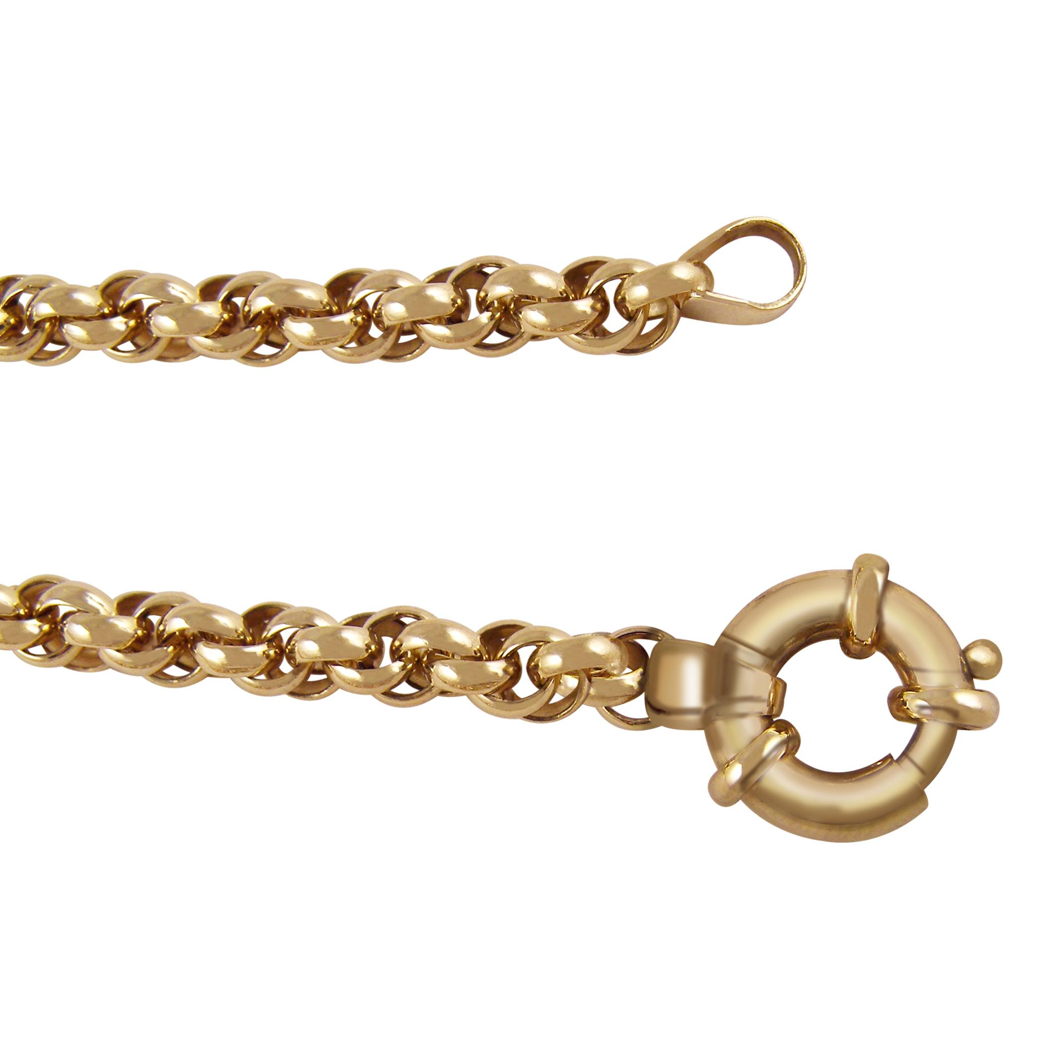 Золотой браслет «Айрис»