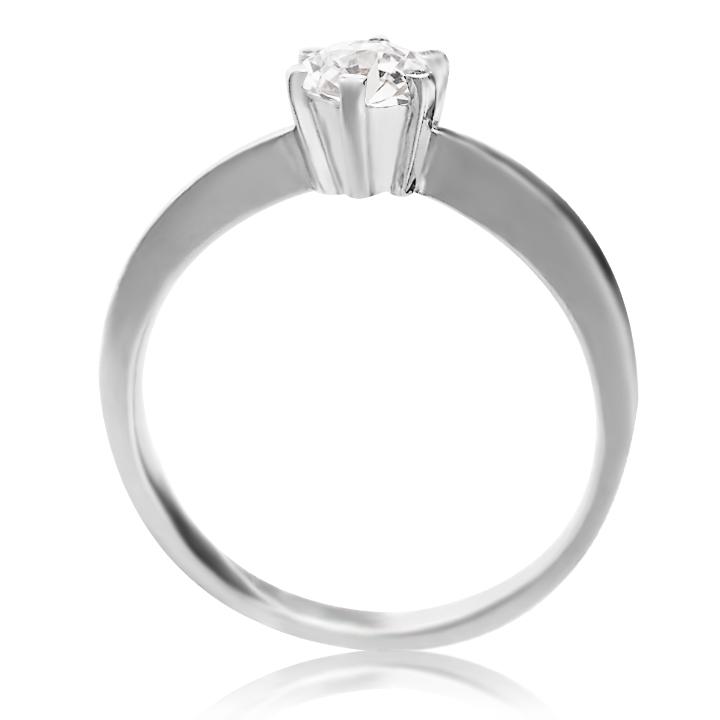 Кольцо для помолвки со Сваровски