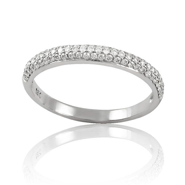 Золотое кольцо дорожка бриллианты