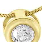Золота підвіска діамант