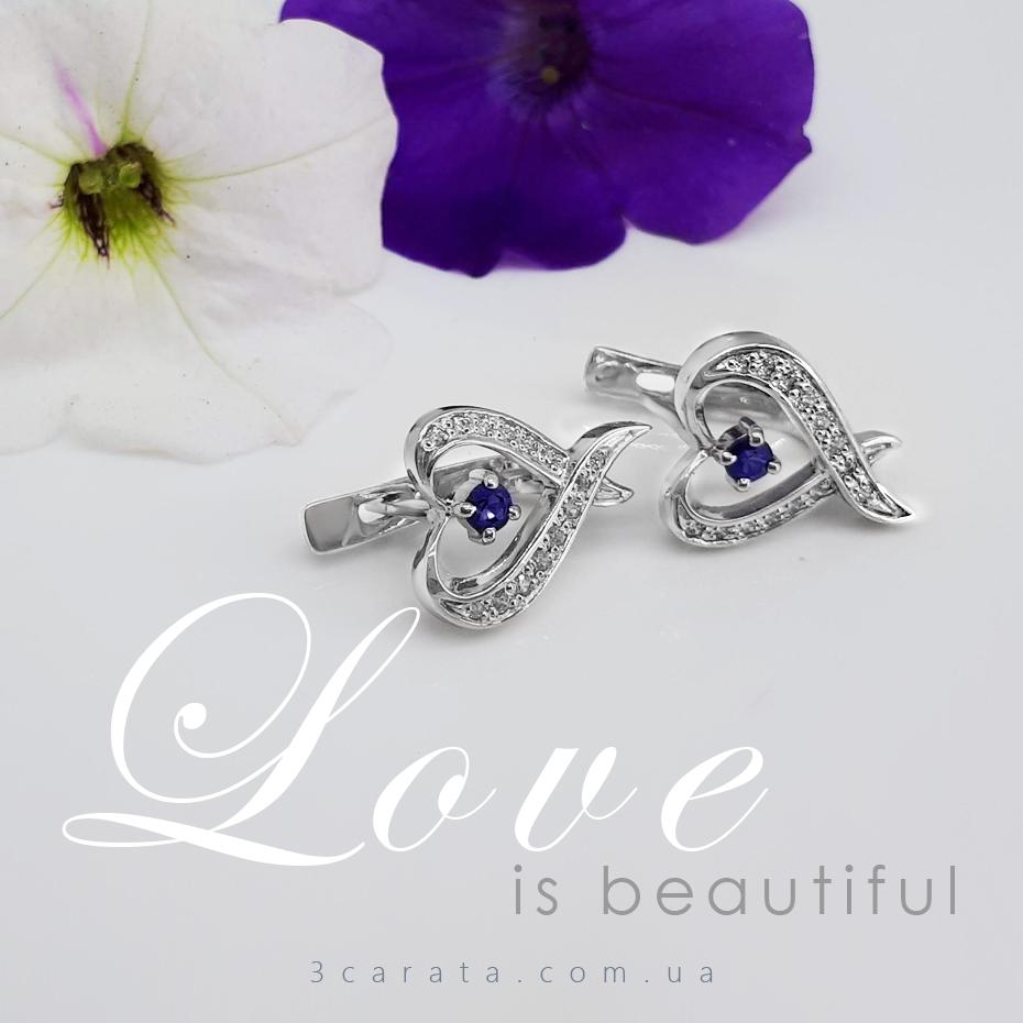 LOVE прикраси