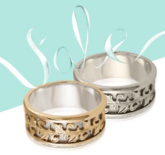 Обручальные кольца со скидкой