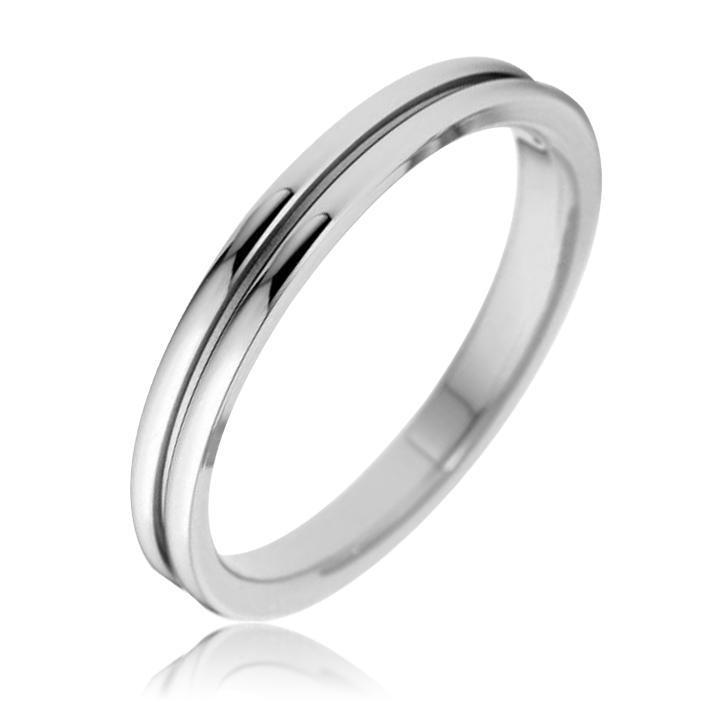 Обручальное кольцо «Best day of my life»