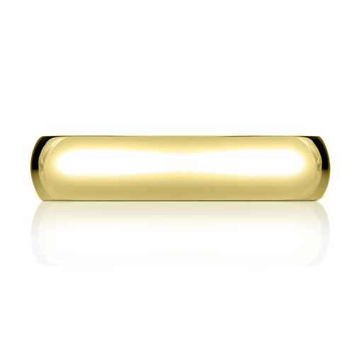 Золотое обручальное кольцо «Aerie happiness»