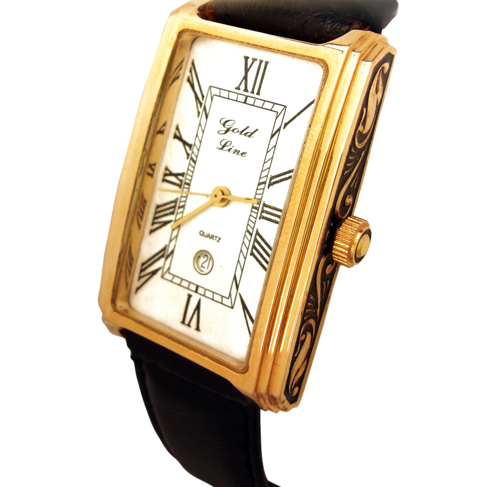Золотий годинник «Римський»