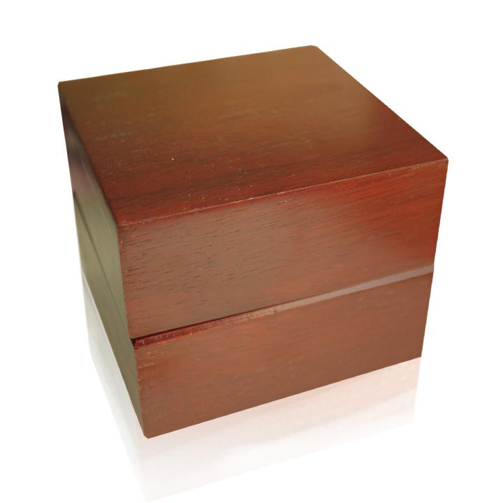 Подарочная деревянная упаковка