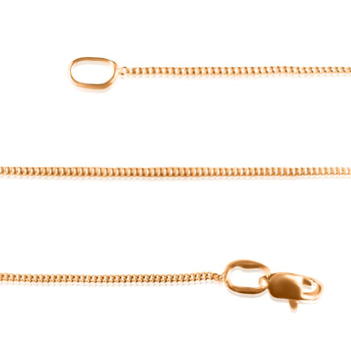 Женская цепочка из золота