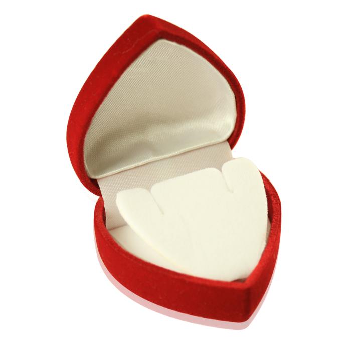Подарункова упаковка для сережок «Дарую тобі серце»