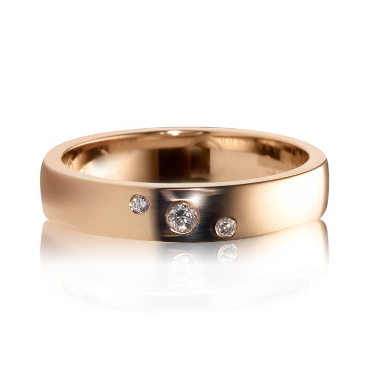 Свадебные кольца каталог