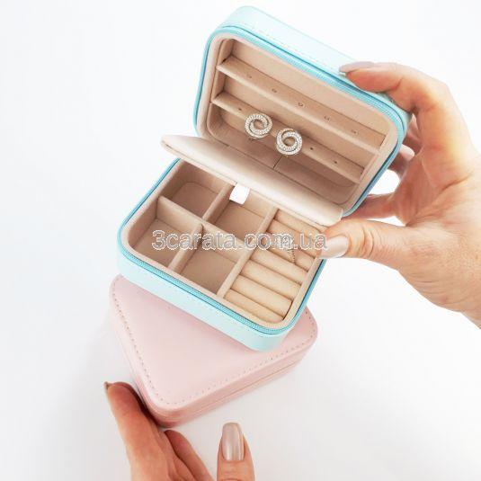 Стильна скринька для зберігання ювелірних виробів