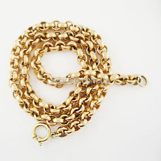 Золотий ланцюг плетіння шопард «Eternity»