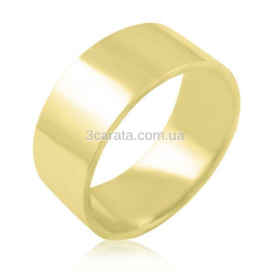 Золота обручка «Широка американка» a9839831b3e91