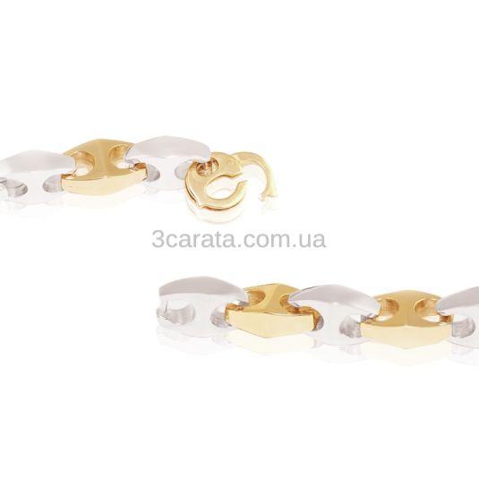 Золотой мужской браслет «Цицерон»