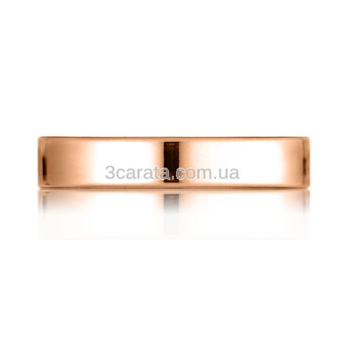 Обручальное кольцо «Perfect wedding»