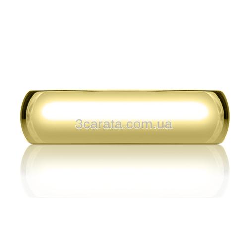 Золотое обручальное кольцо «Magic day»