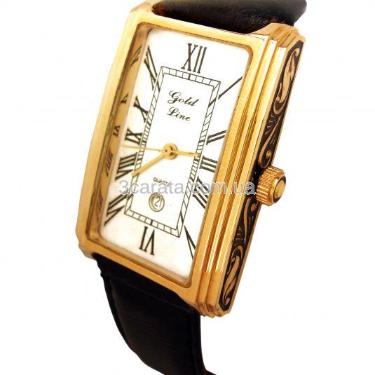 Золотые часы «Римские»