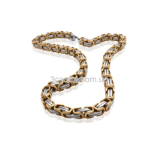 Золотой мужской браслет «Goffredo»