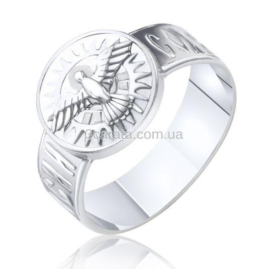 Золотое кольцо «спаси и сохрани»
