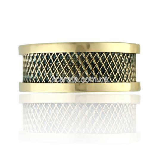 Обручальное кольцо «Рыцарское»