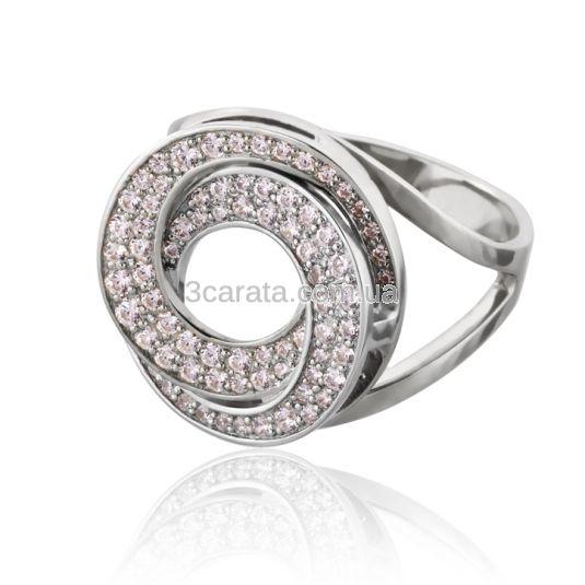 Необычное золотое кольцо «Принцесса Лея»