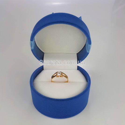Упаковка круглая для кольца или пусет