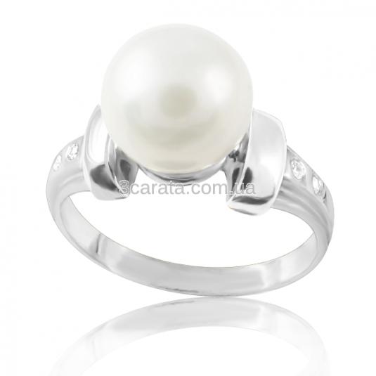 Золотое кольцо с жемчугом, кольца с жемчугом купить с ценой от 3 164 ... 6bec17dab20