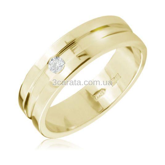 Эксклюзивное свадебное бриллиантовое кольцо «Де ля Круазет»