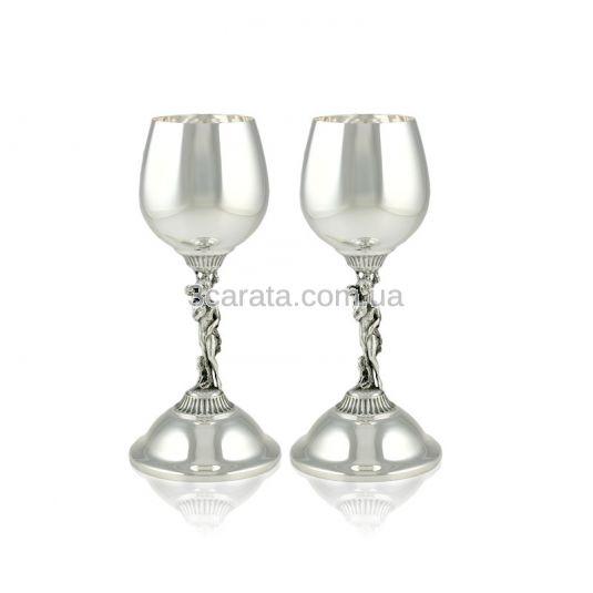 Серебряный бокал для вина «Дионис»