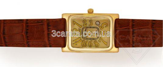 Золотые часы «BIG BOSS»