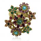 Золотое кольцо «Ernesta Luchinini»