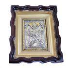 Серебряная икона «Святой Георгий»