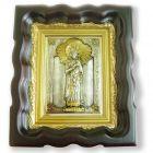 Серебряная икона «Святой Князь Владимир»