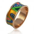 """Золотое кольцо """"Саломея"""""""