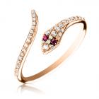 Недорогие золотые кольца