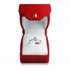 Подарочная упаковка для кольца или пусетов «Сундук сокровищ»