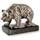 Срібна статуетка «Ведмідь»
