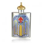 Серебряная церковная фляга для вина