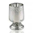 Чарка для горілки з срібла «Козацька»