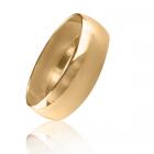 Золотое обручальное кольцо «Свадебное»