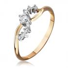 Недорогое золотое кольцо