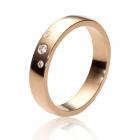 Обручальное кольцо недорого купить