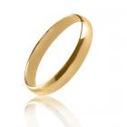 Золота обручка «Традиція»
