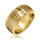 """Золотое обручальное кольцо """"Telma"""""""