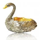 Солонка  «Лебедь»