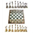 Шахматы серебряные малые