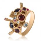 Золотое кольцо «Лесной букет»